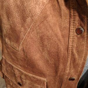 Eddie Bauer Tops - Eddie Bauer leather vest